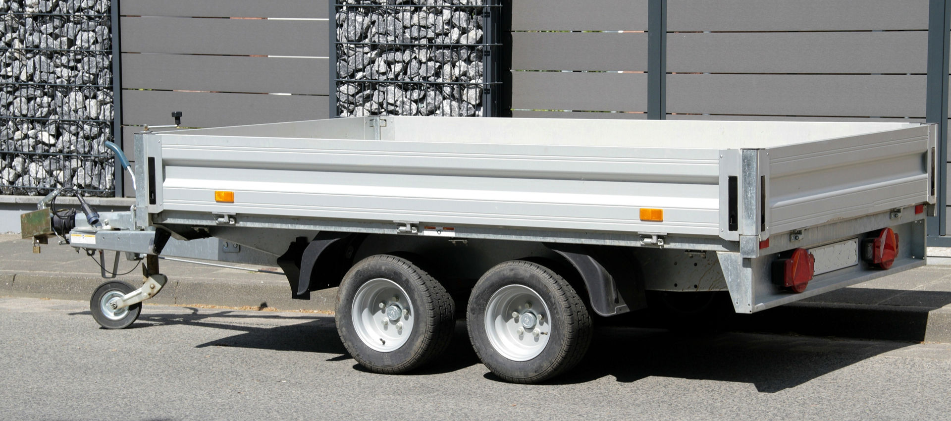Trailer Hire in Blackpool & Lancashire