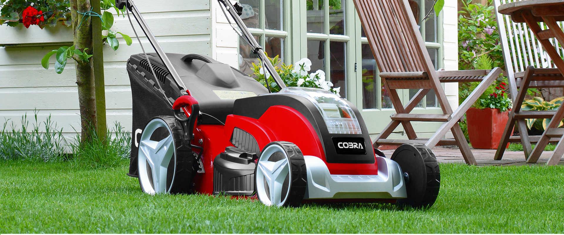 Garden Machinery Repairs & Service